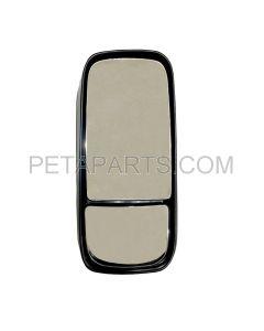 Door Mirror Black NOT Heated NO Power - Passenger Side (Fit: 2004-2019 Hino 155 165 185 195 Truck)