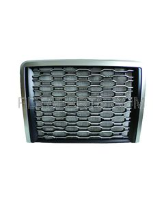 Front Grille with Bug Screen (Fit: 2018 - 2019 NEW Volvo VNL)