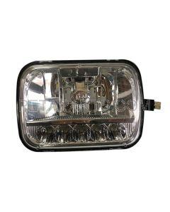 5  X 7  High/Low Beam LED Reflector Headlight