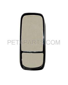 Door Mirror Black NOT Heated NO Power - Driver Side (Fit: 2004-2019 Hino 155 165 185 195 Truck)