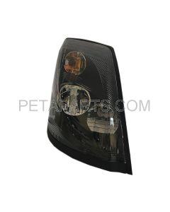 LED Headlight Assembly Black - No Heating - Passenger Side (Fit: 2004-2018 Volvo VNL VN VNM)