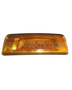LED Front Fender Side Marker Light Amber (Fit: 13-17 Kenworth T680 , 11-15 T700 , 14-15 T880 )