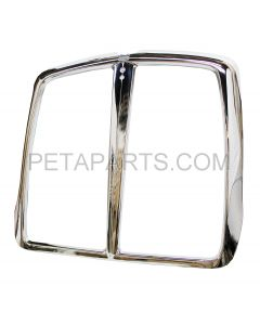 Kenworth T660 Grille without Bug Mesh Net