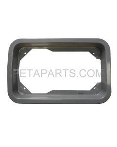 Headlight Bezel Frame Plastic (Fit: 1966-1977 Mack R Series)