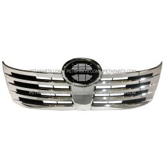 Front Grille Chrome (Fit: Hino 2005-2010 238 268 338, 2006-2010 258, 2005-2008 308)