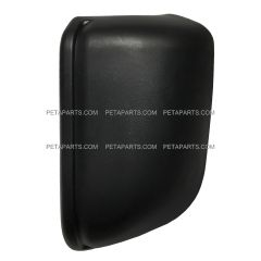 Side Bumper Plastic Black - Driver Side (Fit: 1994-2010 Nissan UD 1400, 1996-2004 Nissan UD 1800)