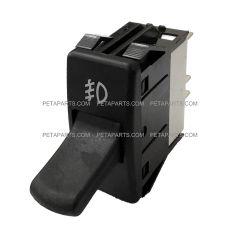 Headlamp Switch (Fit: 2006-2010 Kenworth T2000; 2011-2014 Kenworth T700; 2006-2007 Kenworth T600 Aerocab; 2006-2007 Kenworth T600B; 2006-2008 Kenworth T300; 2008-2014 Kenworth T660; 2006-2014 Kenworth T800 & T800 Curved Glass, Kenworth W900B & W900L, Kenw