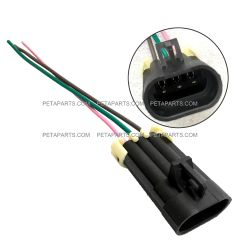 3 Pin Male Connector