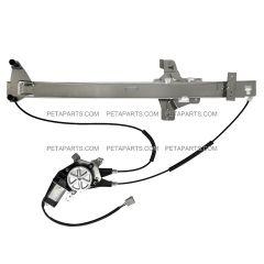 Power Window Regulator And Motor Assembly - Driver Side (Fit: Ford-E-150, E-250, E-350, E-450, E-550 )