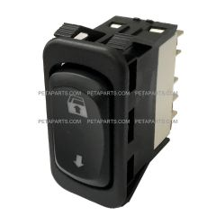 Power Window Switch - Passenger Side (Fit: 2003-2010 Freightliner Columbia Models )