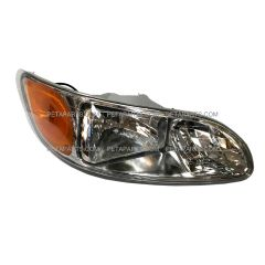 Headlight- Passenger Side (Fit: Peterbilt 330 335 325 337 340 348 382 384 386 387)