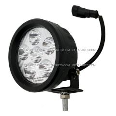 """3"""" Round 6 LED with Mounting Kits (Fit: Universal & Various Other Truck and car )"""