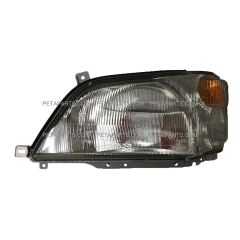 Headlight - Driver Side (Fit: 2008-2010 Hino 155)