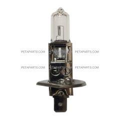 H1 Halogen Bulb Light - 62/62W White