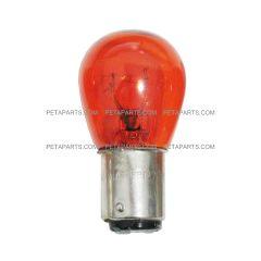 1176 Amber/Amber Bulb