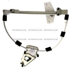 Power Window Regulator And Motor Assembly - Passenger Side (Fit: 2002-2006 Jeep Liberty)