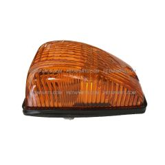 Side Indicator Lamp on Door - Amber/Amber (Fit: 2008-2010 Hino 155)
