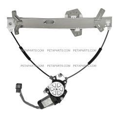 Power Window Regulator and Motor Assembly - Passenger Side (Fit: 2003-207 Honda Accord)