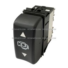 Engine Brake Switch (Fit: 2006-2017 Kenworth T600, T600A, T660, T800,)