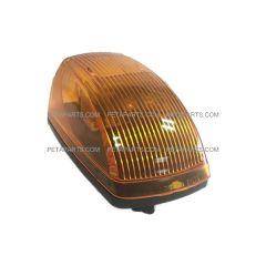 LED Cab Roof Top Marker Light - Amber (Fit: 2002-2019 Freightliner M2 All Models)