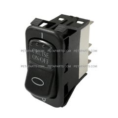 8 Pin Cruise On-Off Switch (Fit: Peterbilt )