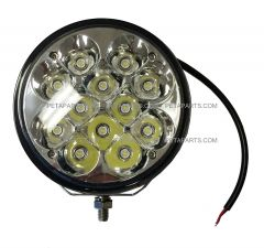 5  Round 12 LED Car Truck Tractor Led Work Light