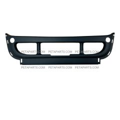 Bumper Cover Center Black (Fit: Freightliner Cascadia Truck 2008-2017)