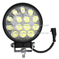 """4"""" Round 14 LED Car Truck Tractor LED Work Light with Mounting Kits (Fit: Universal & Various Other Truck and car )"""