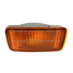 Front Signal Corner Lamp Amber on Bumper- Passenger Side (Fit: 2006-2011 Nissan UD 1800, UD 2000, UD 2300, UD 2600, UD 3300)