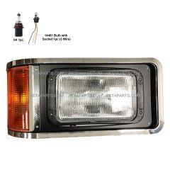Headlight - Passenger Side (Fit: 2000-2017 Mack CH613 Truck)