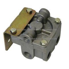 Relay Valve 2 Port without Anti-Compounding - Dual Control KN28065