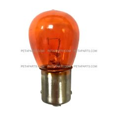 7507 Amber/Amber Bulb