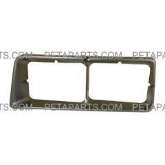 Headlight Bezel - Driver Side (Fit: HINO FE2620 FB1817 SG3325 FD2220 Truck)