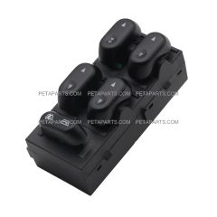 Master Window Switch for 4 Windows - Driver Side (Fit: 2004-2008 Ford F150 Crew Cab)
